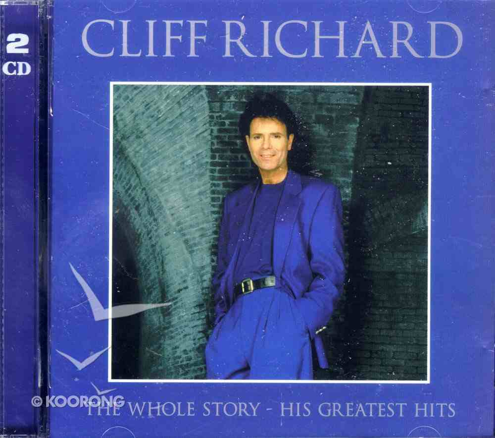 The Whole Story: His Greatest Hits CD
