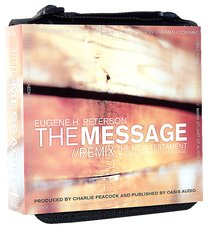 Album Image for Message Remix New Testament on Audio Compact Disc - DISC 1