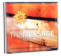 Album Image for Message Remix New Testament on MP3 Compact Disc - DISC 1
