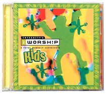 Album Image for Iworship Kids (Cd And Dvd) - DISC 1