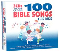 Album Image for 100 Bible Songs For Kids - DISC 1