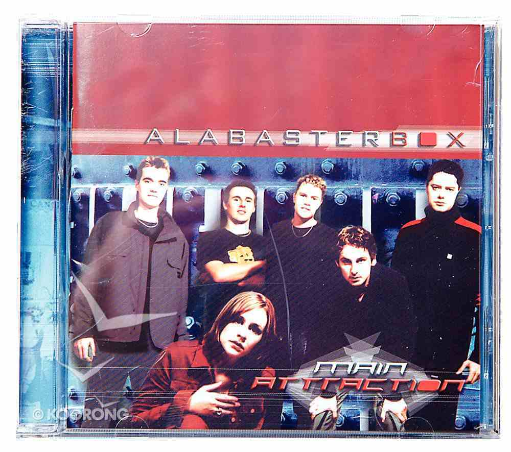 Main Attraction CD