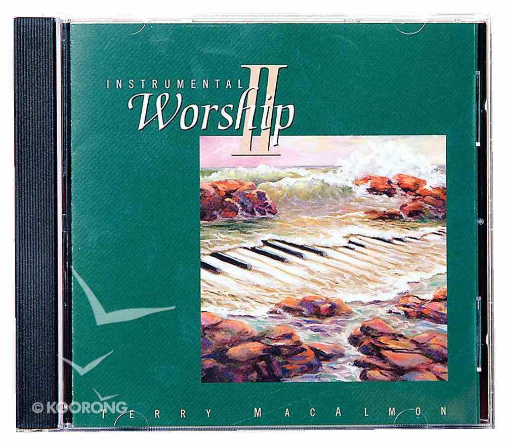 Instrumental Worship II CD