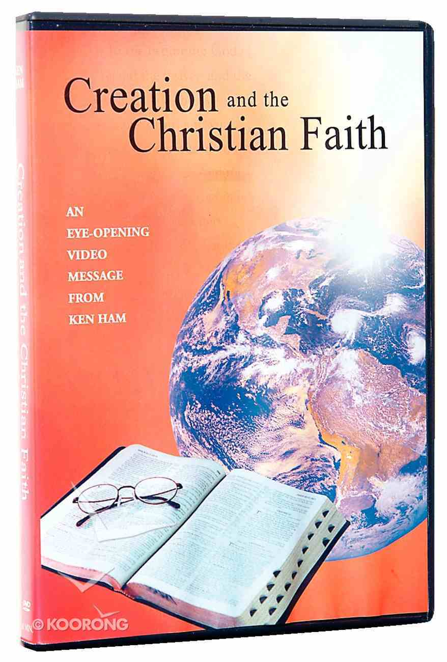 Creation and the Christian Faith DVD