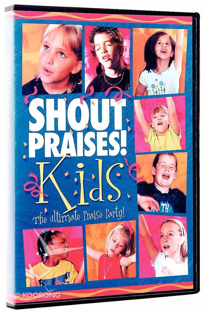 Shout Praises Kids/Free Shout to the Lord Kids CD DVD
