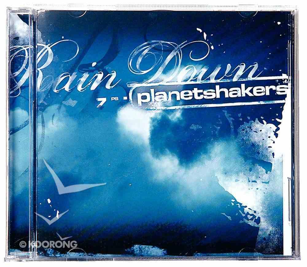 2004 Rain Down CD