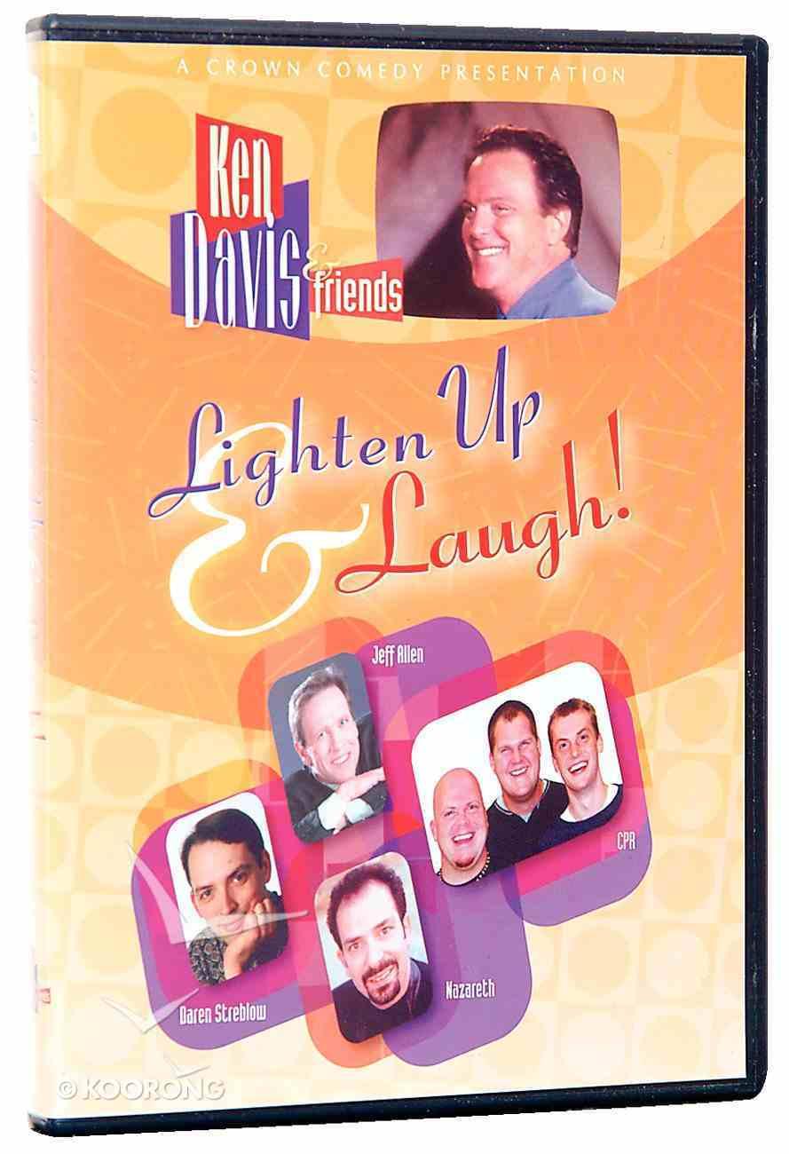 Lighten Up and Laugh (Ken Davis And Friends Series) DVD