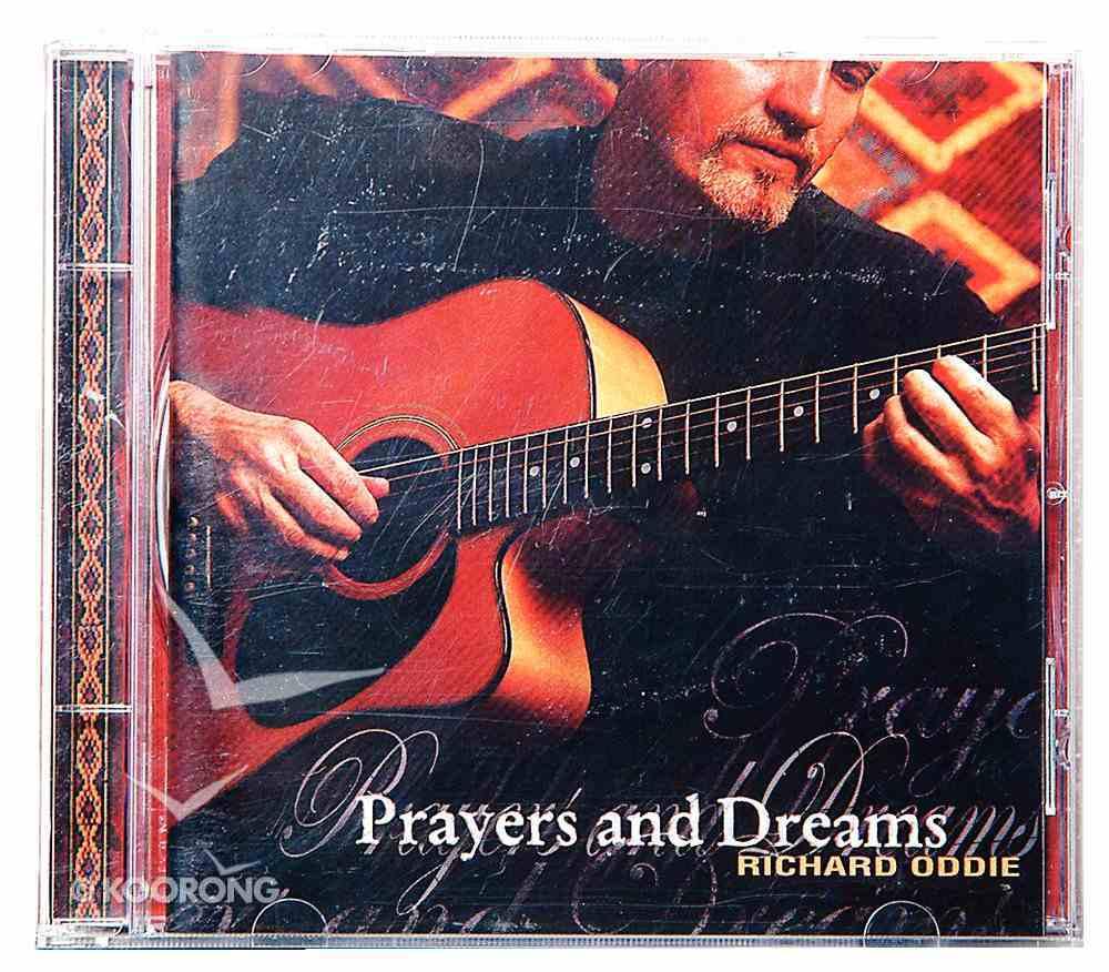 Prayers and Dreams CD