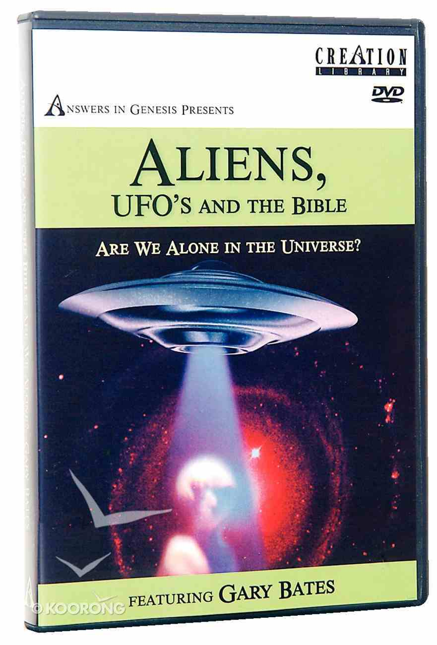 Aliens, Ufo's and the Bible DVD