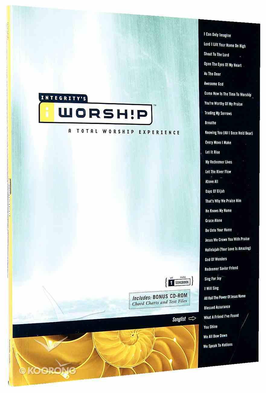 Iworship Songbook Volume 1 Paperback