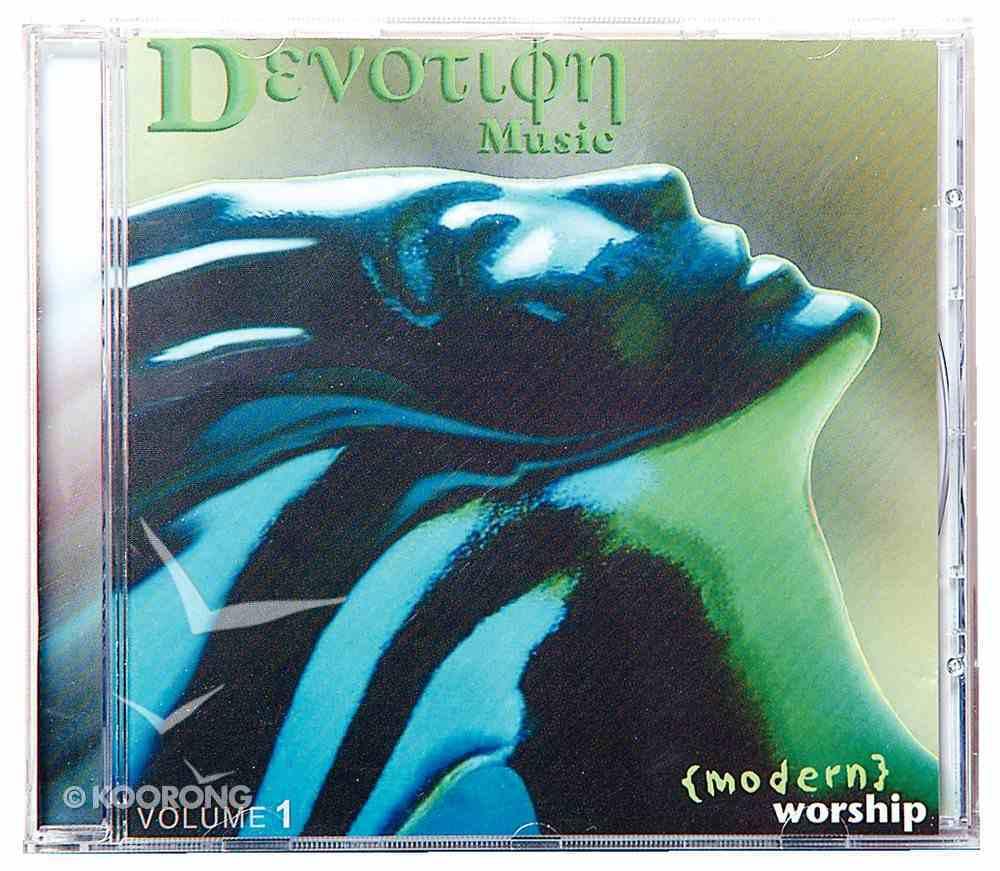Modern Worship (Devotion Music Series) CD
