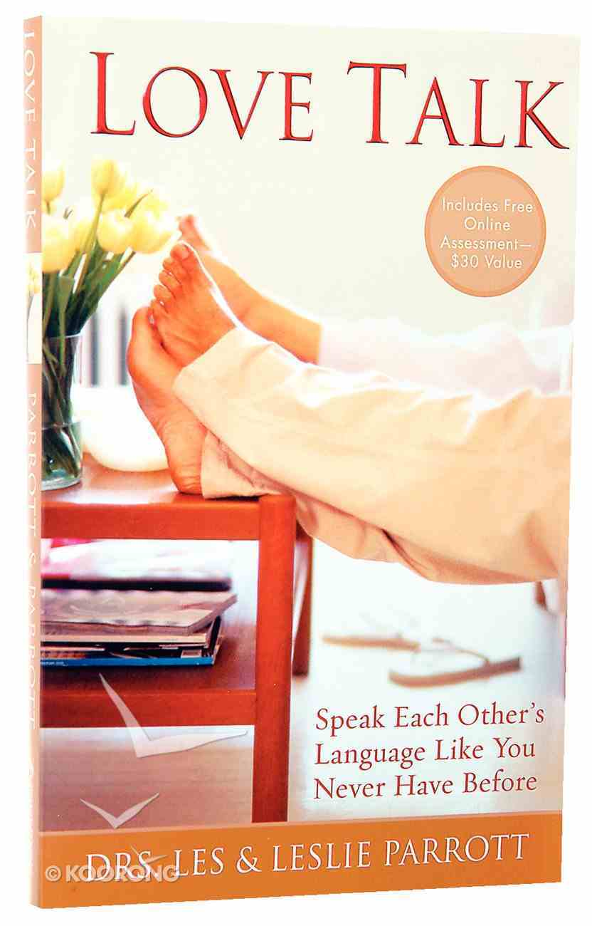Love Talk Paperback