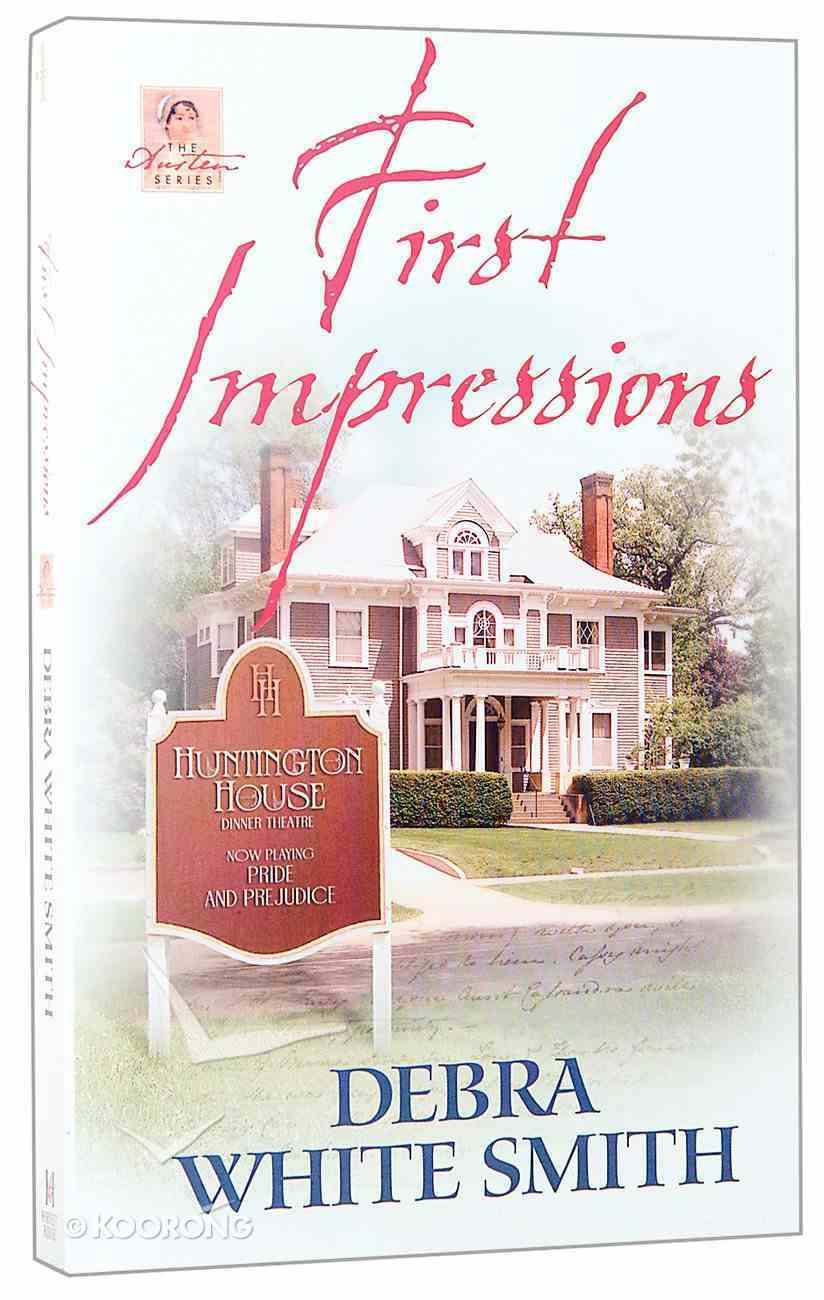 First Impressions (#01 in The Austen Series) Paperback