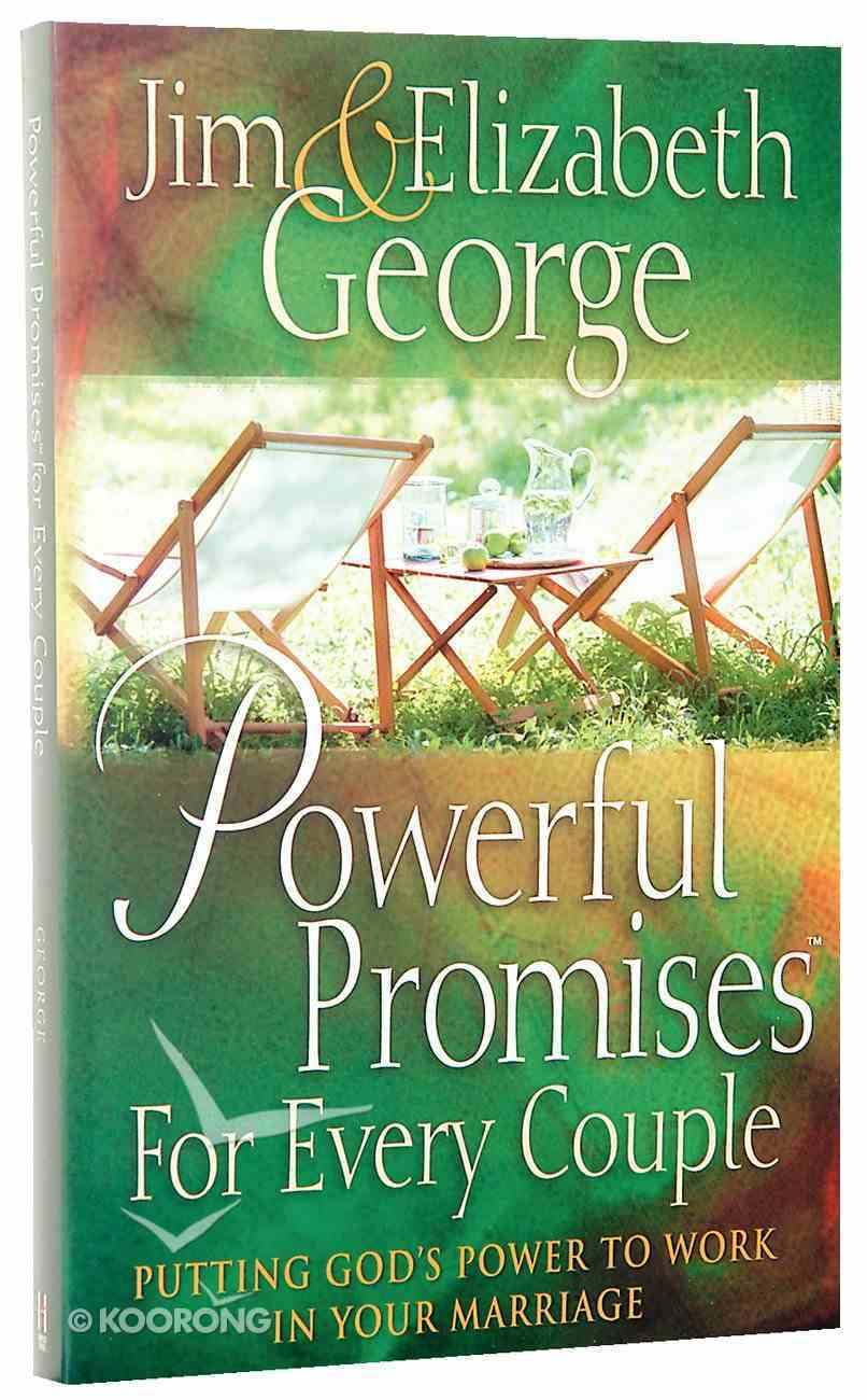 Powerful Promises For Every Couple Paperback