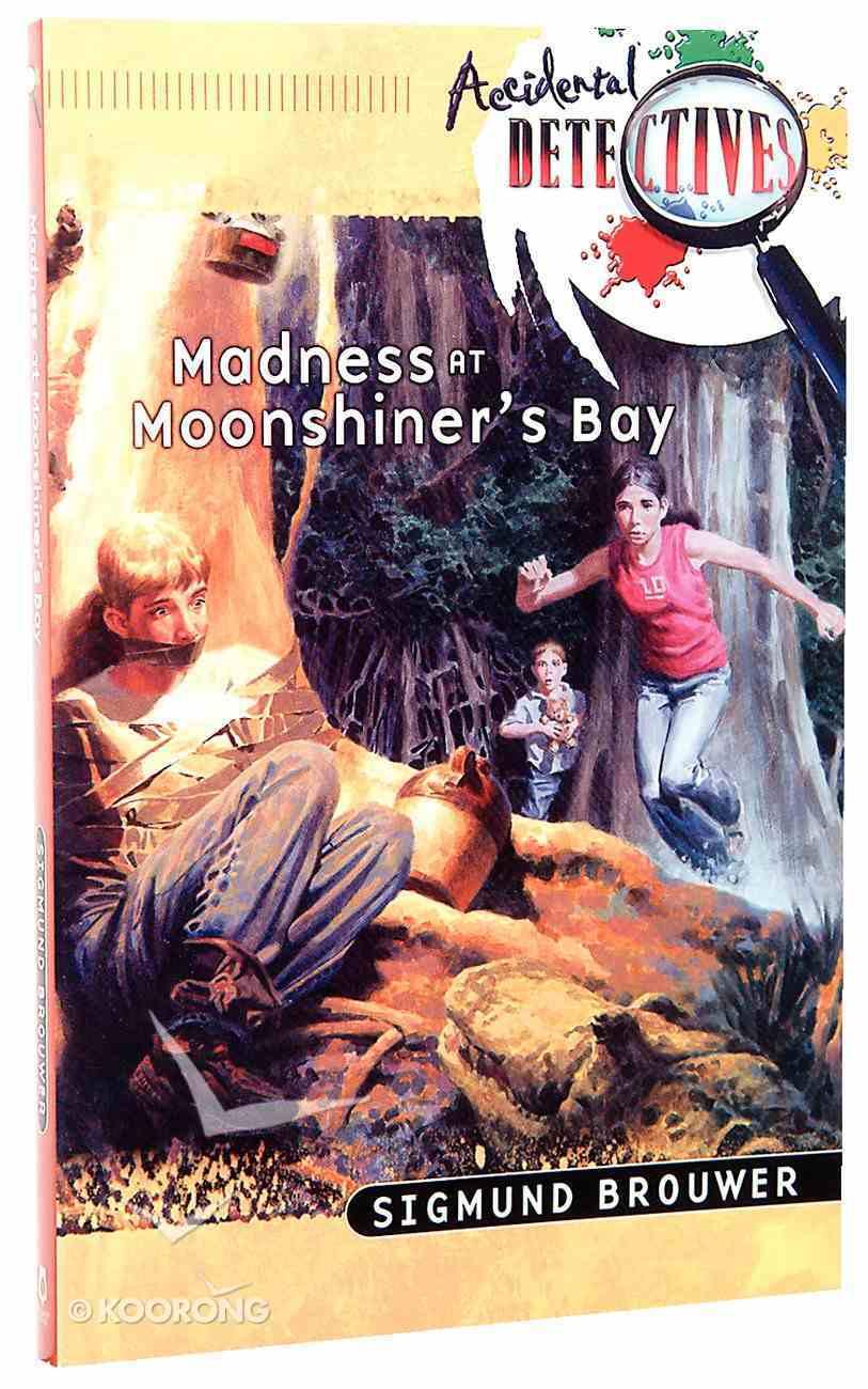 Madness At Moonshiner's Bay (Accidental Detectives) (#08 in Accidental Detectives Series) Paperback