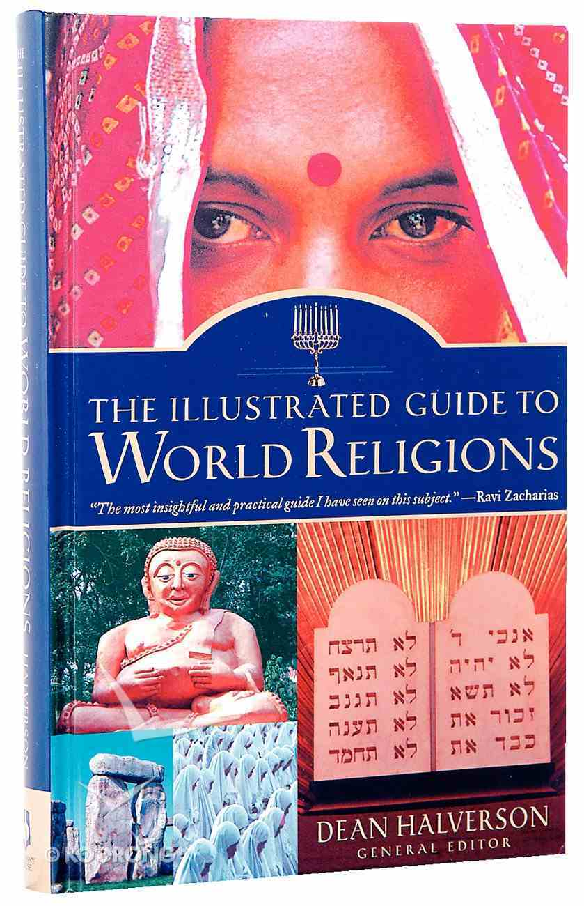 The Illustrated Guide to World Religions Hardback
