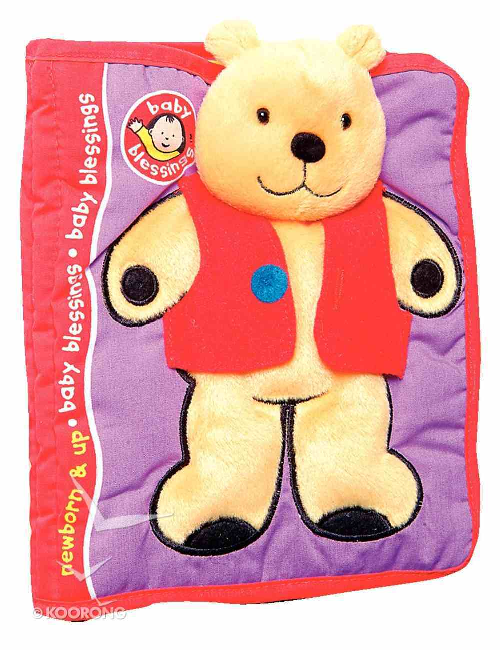 Prayertime Bear (Soft Toy Book) (Baby Blessings Series) Novelty Book