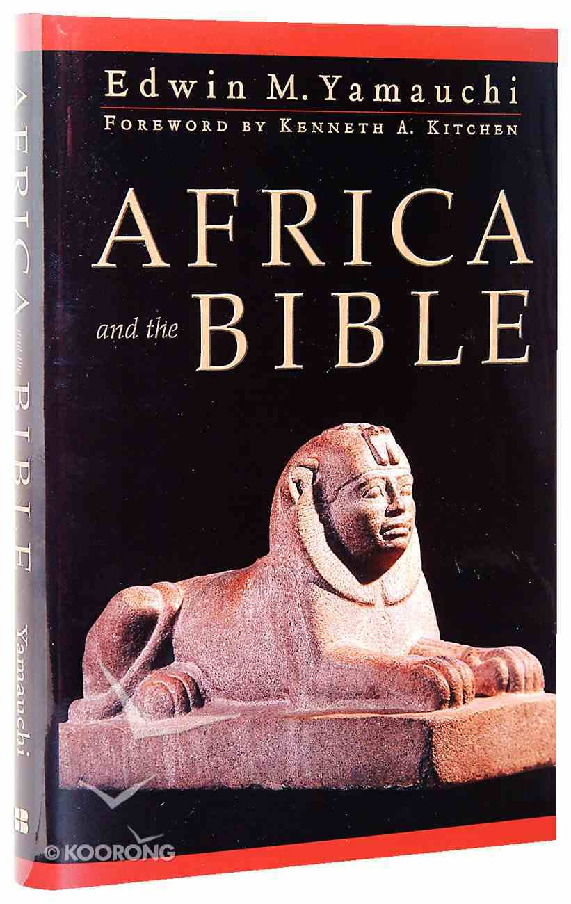 Africa and the Bible Hardback