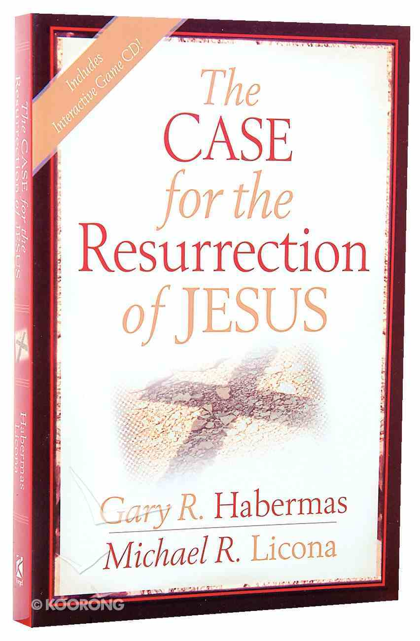The Case For the Resurrection of Jesus Paperback