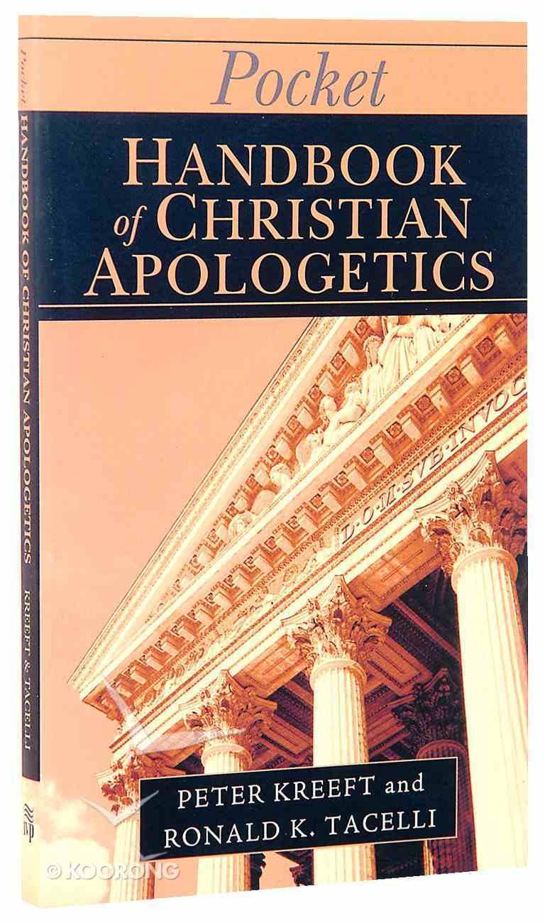 Pocket Handbook of Christian Apologetics (Ivp Pocket Reference Series) Paperback