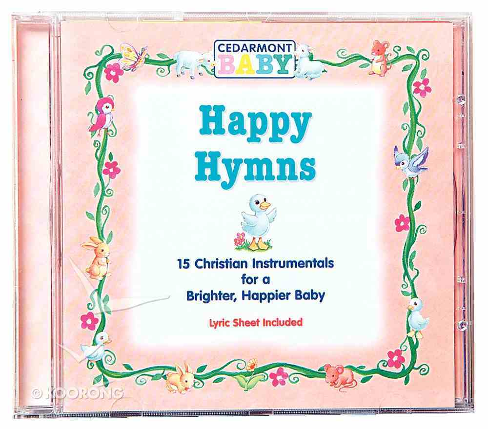Happy Hymns (Cedarmont Baby Series) CD