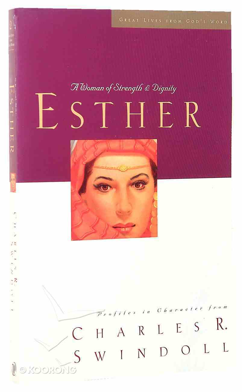 Great Lives From God's Word: Esther Paperback