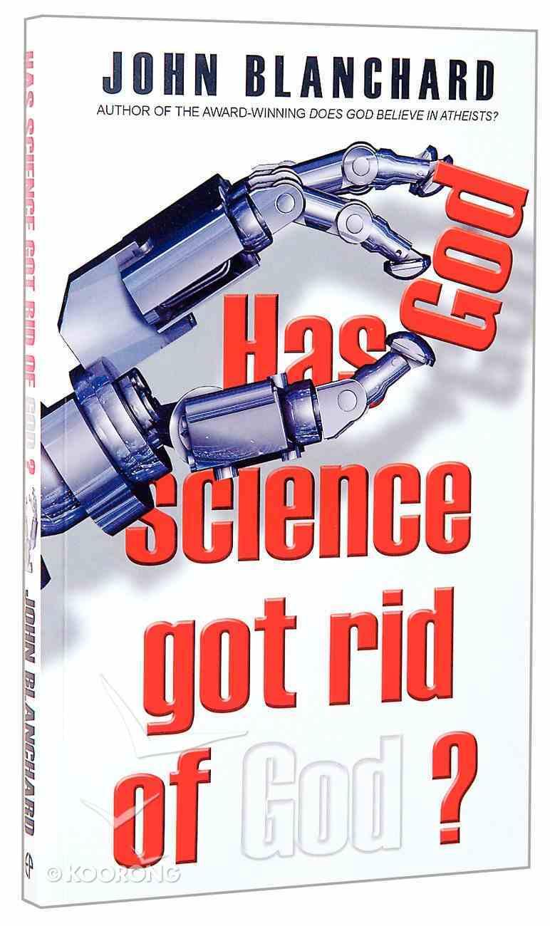 Has Science Got Rid of God? Paperback