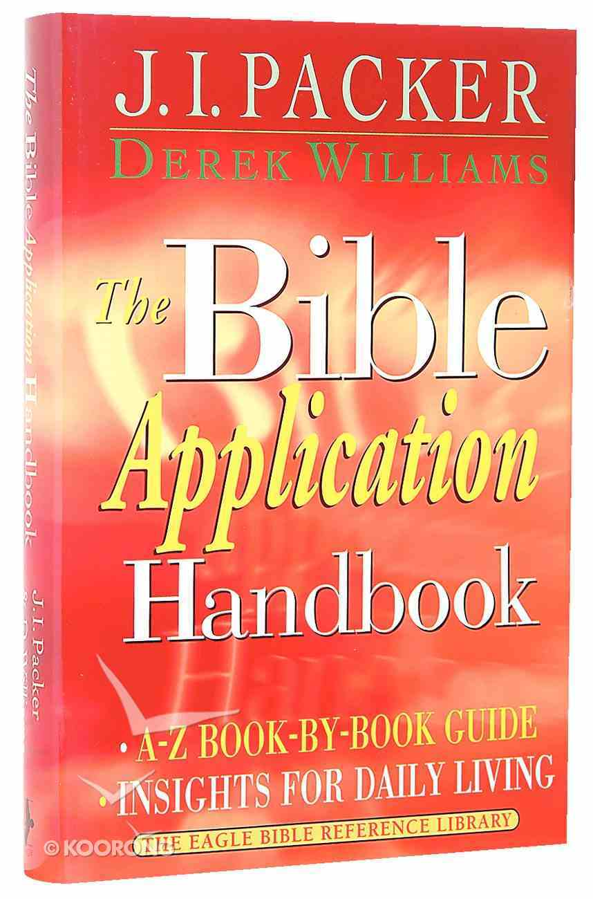The Bible Application Handbook Paperback