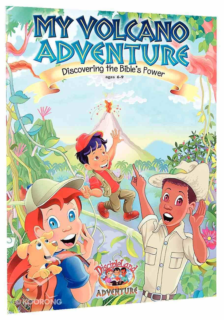 Dlc My Volcano Adventure Ages 6-9 (Student) (Discipleland Curriculum Series) Paperback
