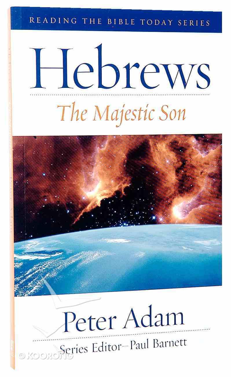 Everyones Guide to Hebrews