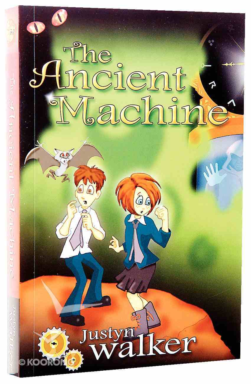 The Ancient Machine (#02 in Georgie Tanner Series) Paperback