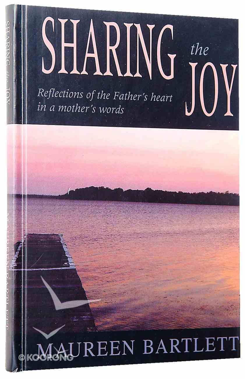Sharing the Joy Hardback