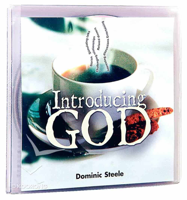 Introducing God CD CD