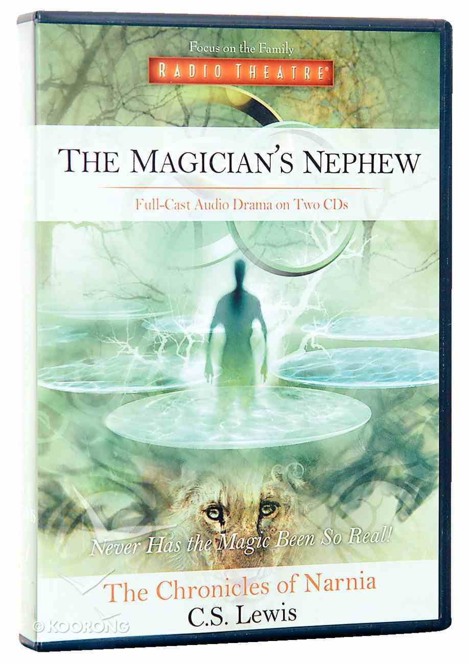 The Narnia #01: Magician's Nephew (#01 in Chronicles Of Narnia Audio Series) CD