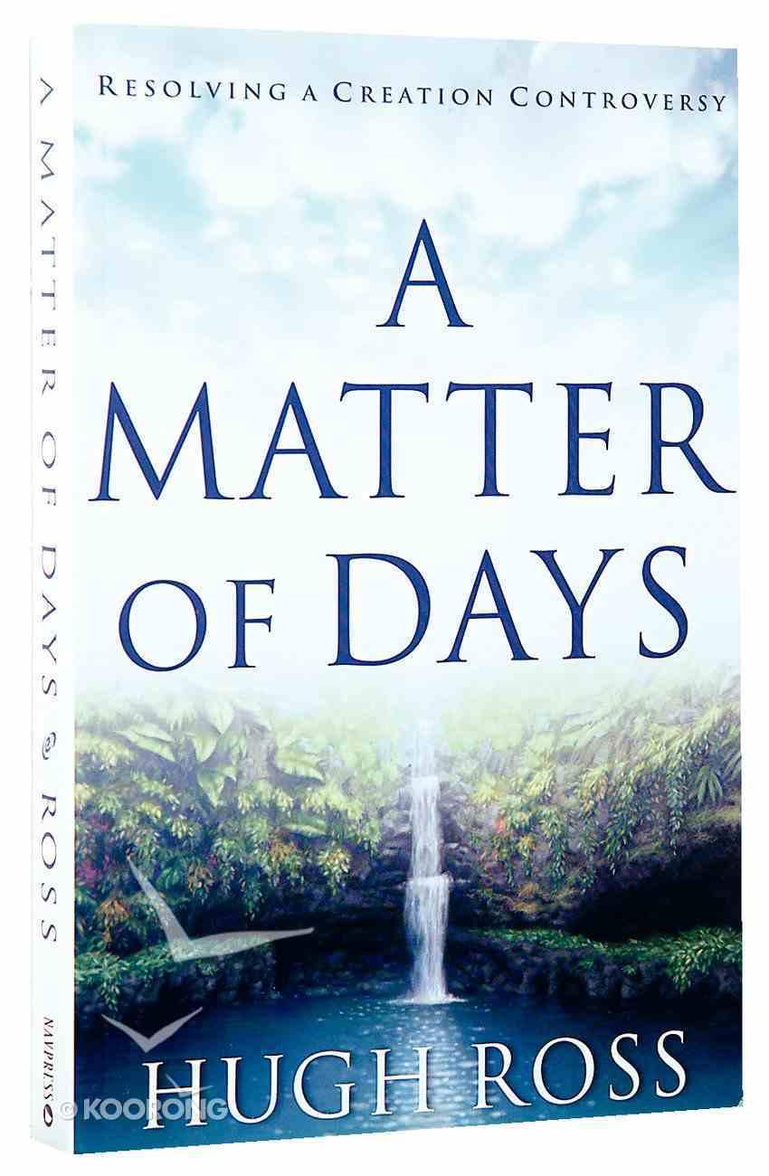 A Matter of Days Paperback
