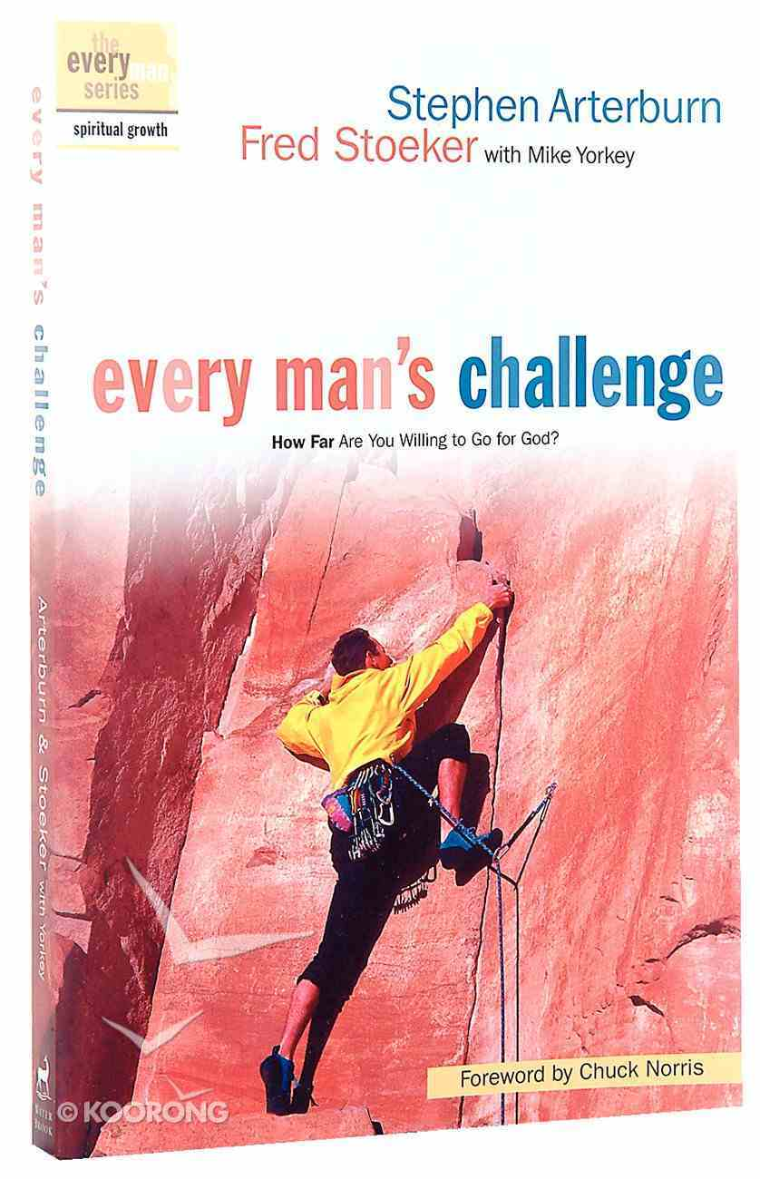 Every Man's Challenge (Every Man Series) Paperback