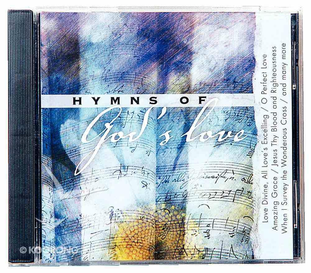 Hymns of God's Love CD