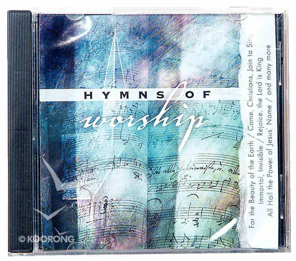 Hymns of Worship CD