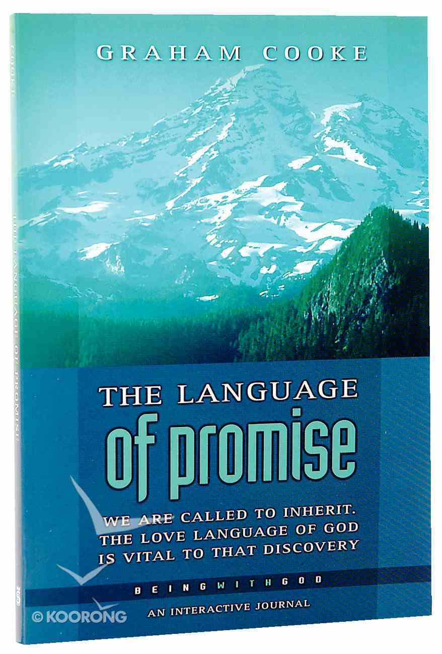 The Language of Promise (Being With God Series) Paperback