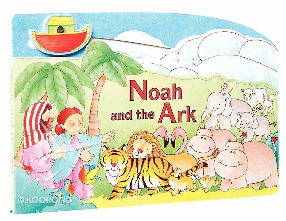 Pushalong: Noah and the Ark Board Book