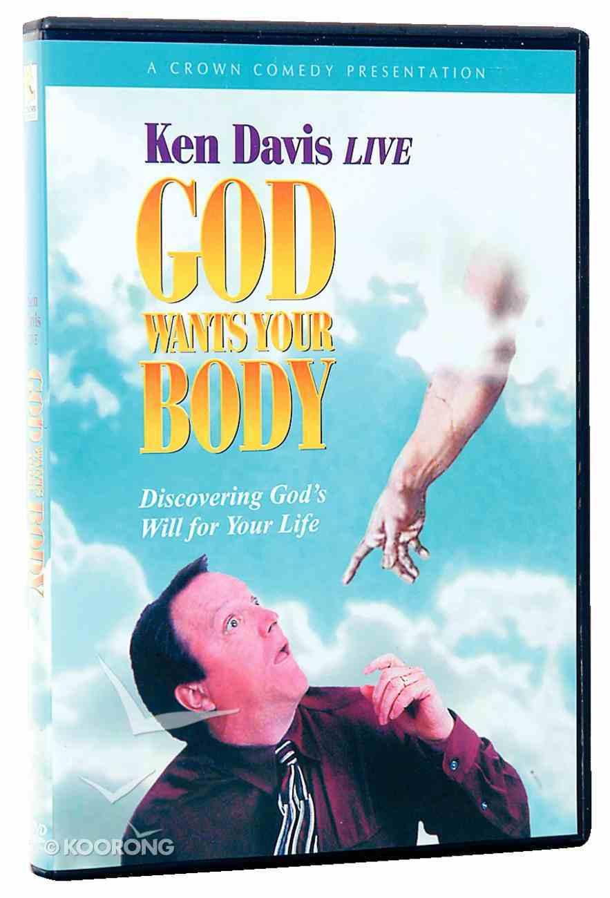 God Wants Your Body (Ken Davis Live Series) DVD