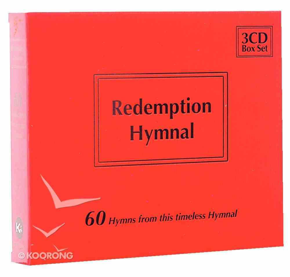Redemption Hymnal (3 Cd Set) CD
