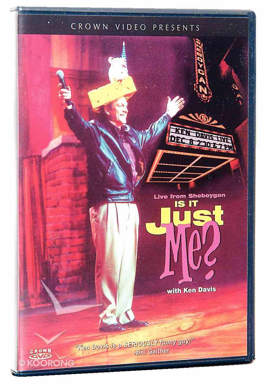 Is It Just Me? (Ken Davis Live Series) DVD