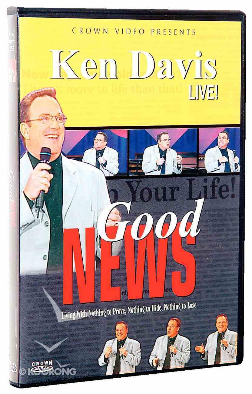 Good News (Ken Davis Live Series) DVD