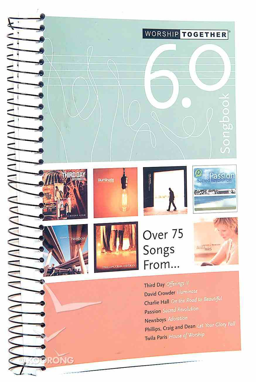 Worship Together Songbook 6.0 Paperback