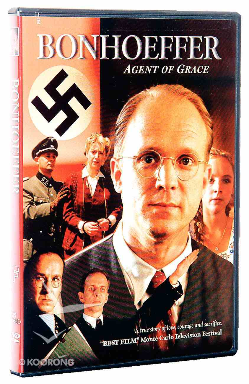 Bonhoeffer: Agent of Grace DVD