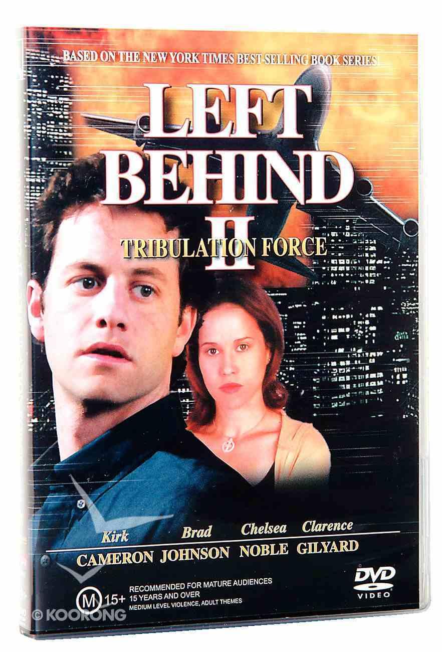 Left Behind #02: Tribulation Force (2002) DVD