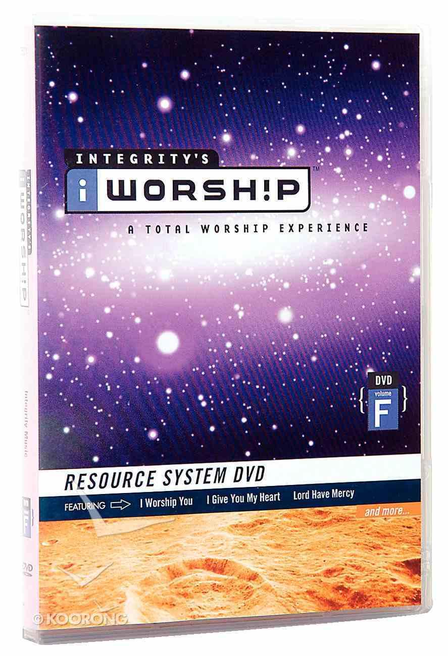 Iworship Volume F DVD