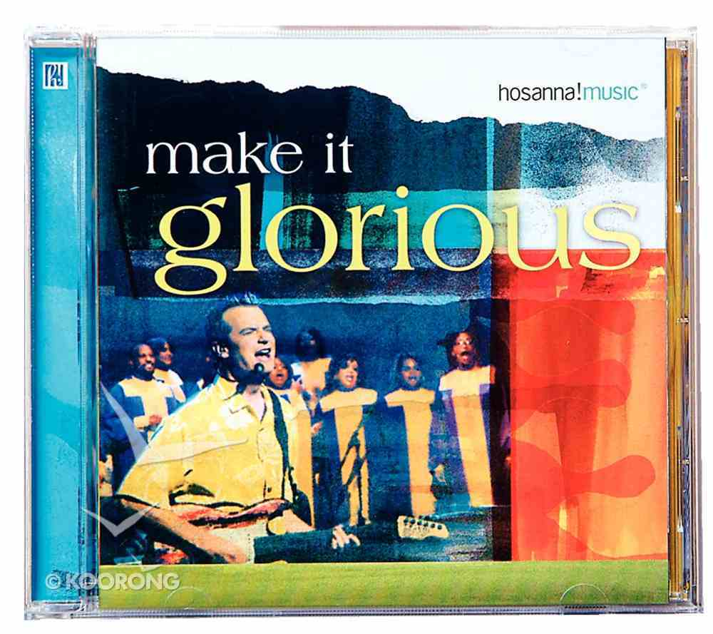 Make It Glorious CD