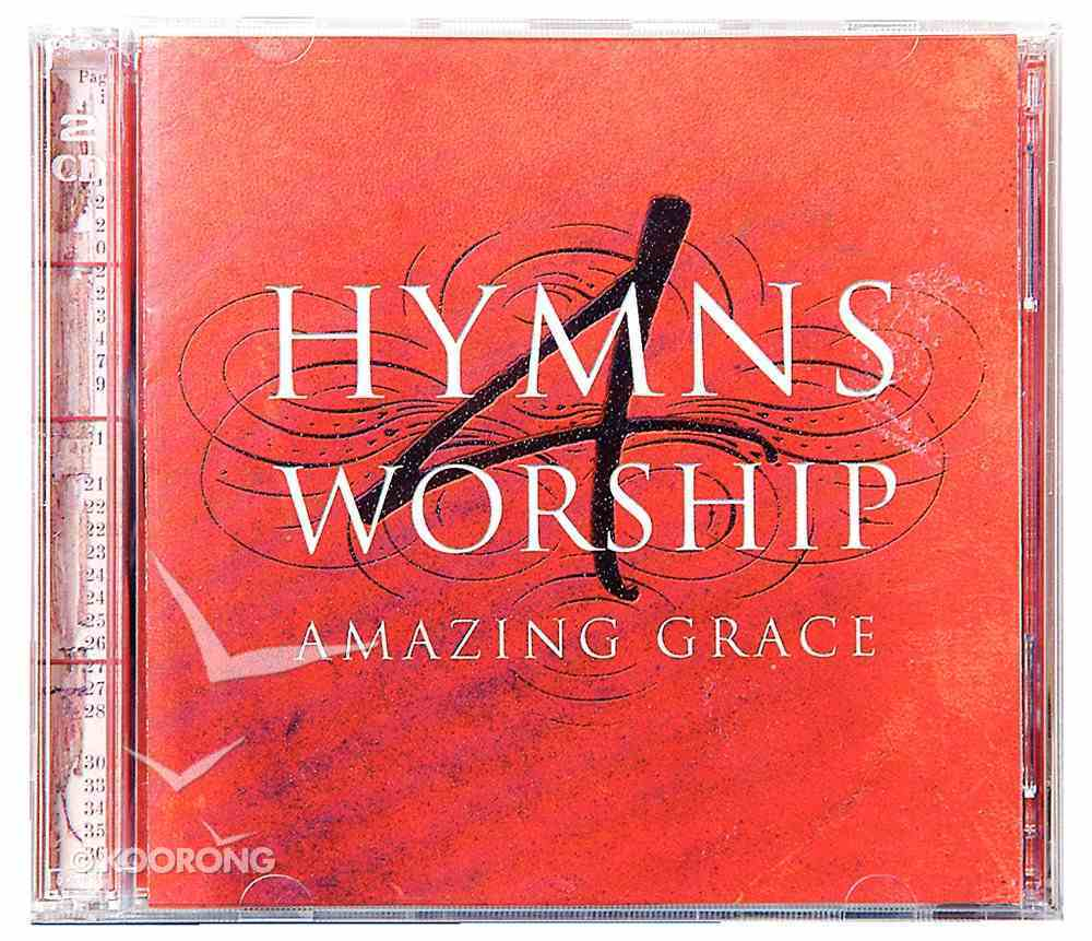 Hymns 4 Worship: Amazing Grace CD